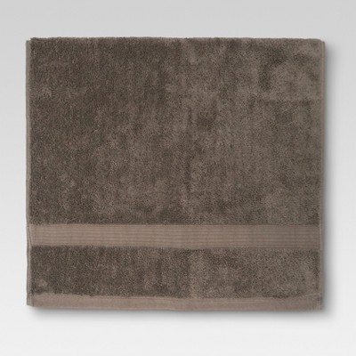 Performance Solid Hand Towel River Birch - Threshold™