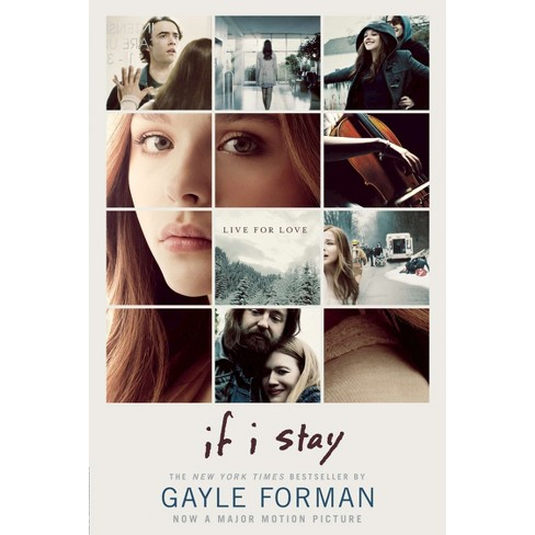 If I Stay (Media Tie-In) (Paperback) by Gayle Forman - image 1 of 1