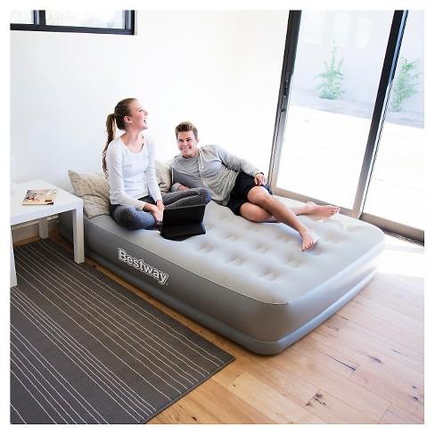 bestway queen air mattress Bestway Comfort Quest Restaira Premium Inflatable Air Mattress  bestway queen air mattress