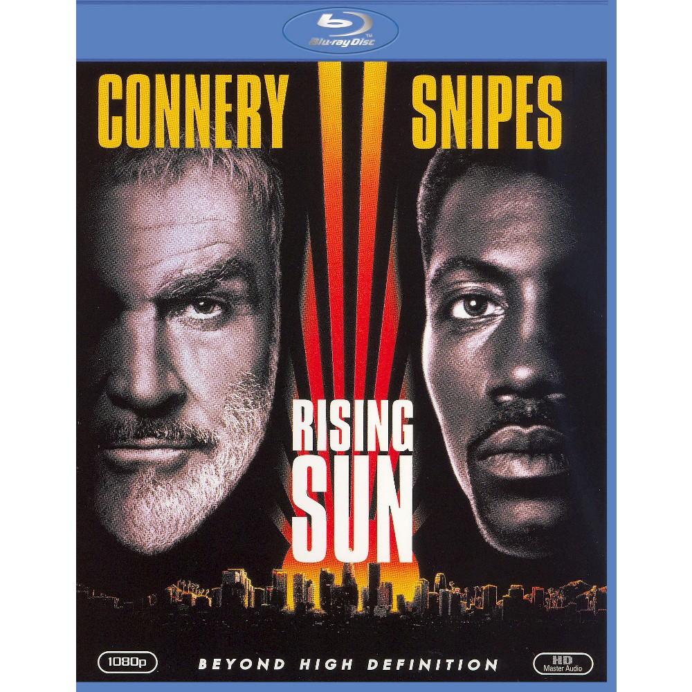 Rising Sun (Blu-ray), Movies