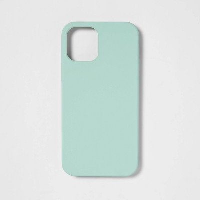 heyday™ Apple iPhone Silicone Case - Light Teal