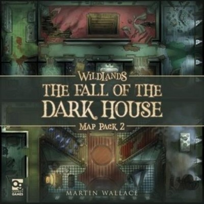 Wildlands - Map Pack #2 Fall of the Dark House Board Game