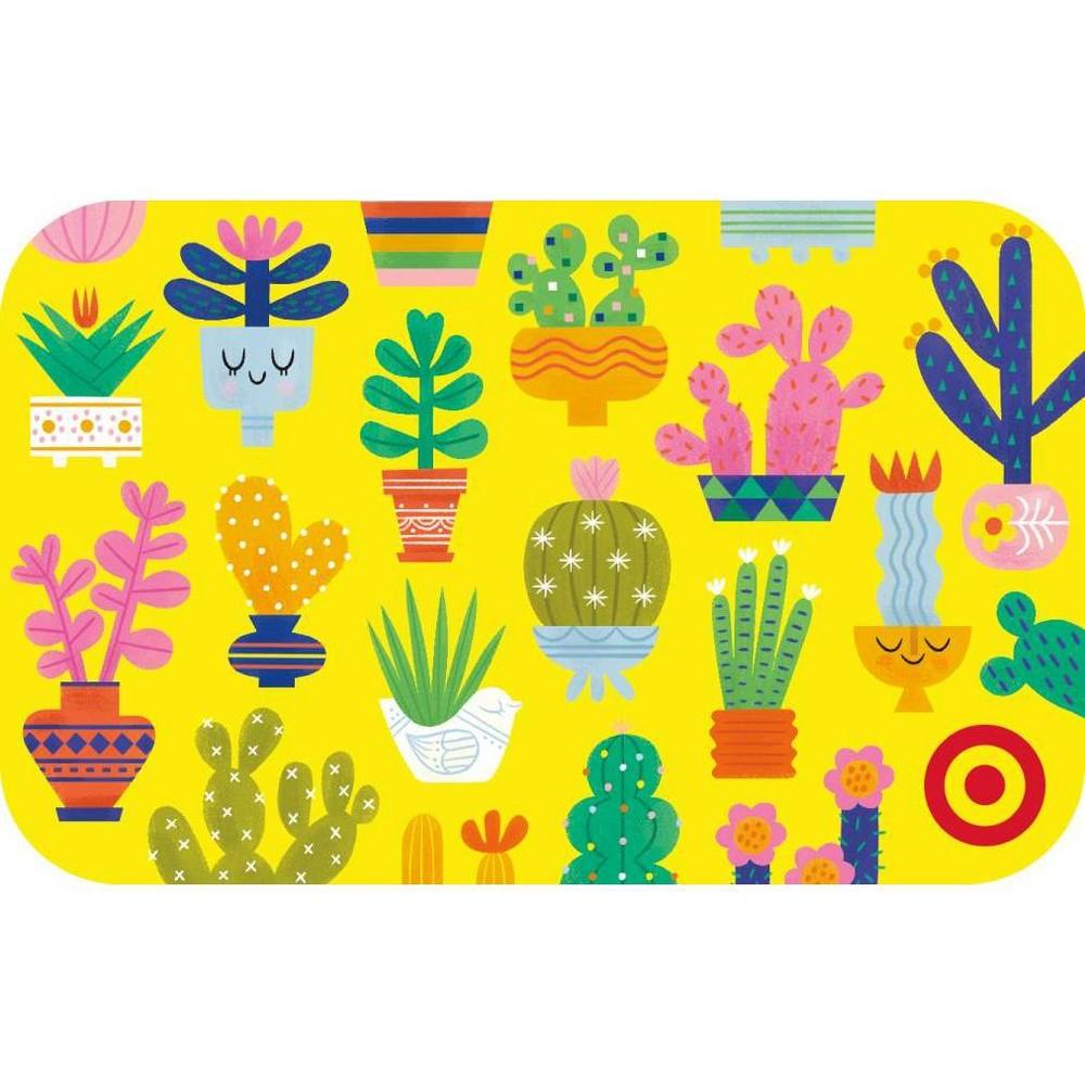 Cactus Target Giftcard, Target GiftCards Cactus Target Giftcard, Target GiftCards