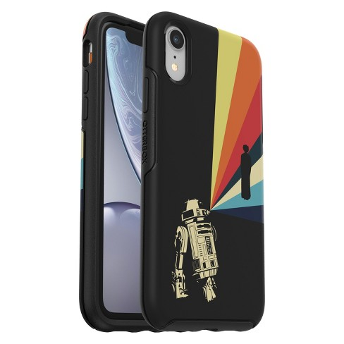 competitive price 8e173 93a8e OtterBox Apple iPhone XR Star Wars Symmetry Case - R2-D2