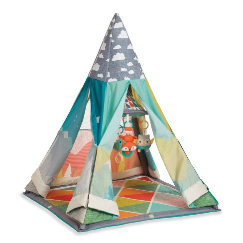 Infantino Go GaGa Infant to Toddler Play Gym & Fun Teepee - image 1 of 10