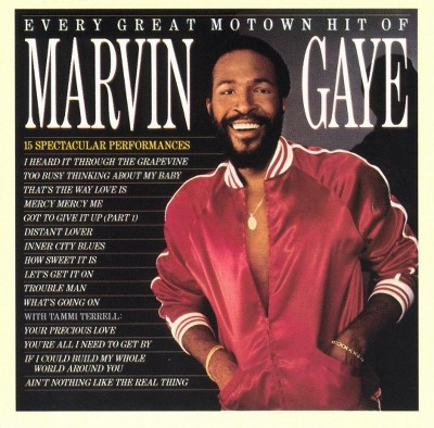 Marvin Gaye - Every Great Motown Hit of Marvin Gaye (CD)