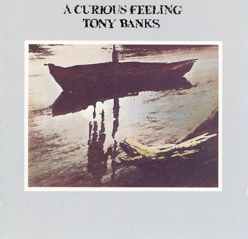 Tony banks - Curious feeling (Vinyl) - image 1 of 1