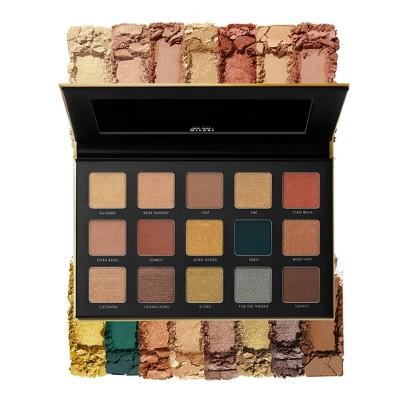 Milani Gilded Eye Shadow Palette - Gold - 0.3oz