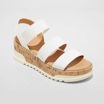 Women's Benni Sporty Platform Sandals - Universal Thread™