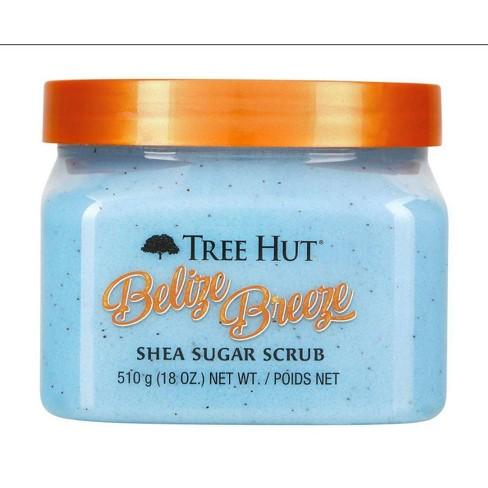 Tree Hut Belize Breeze Shea Body Scrub - 18oz - image 1 of 4