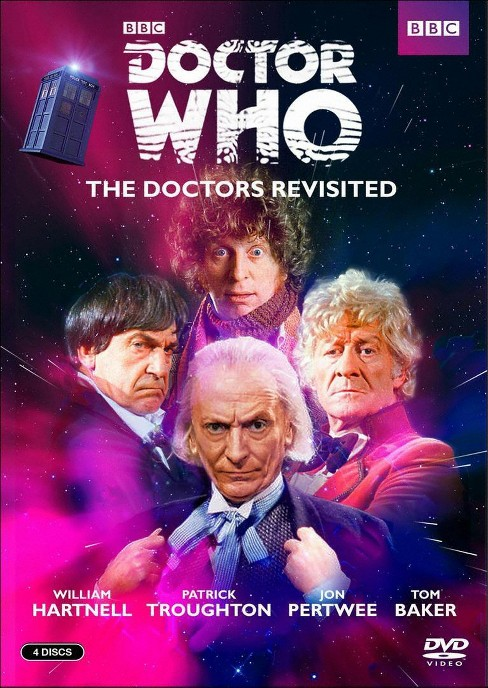 Doctor who:Doctors revisited 1-4 (DVD) - image 1 of 1