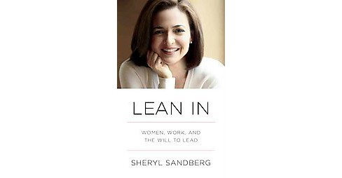 Lean in (Hardcover) by Sheryl Sandberg - image 1 of 1