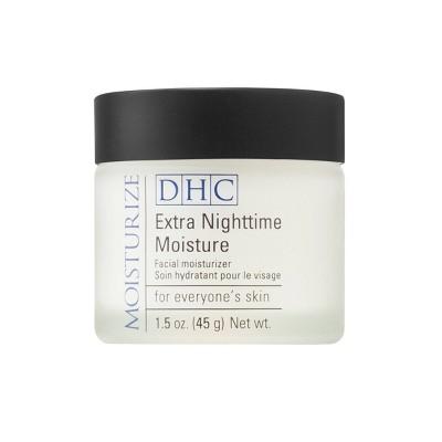 DHC Extra Nighttime Moisture Facial Moisturizer - 1.5oz