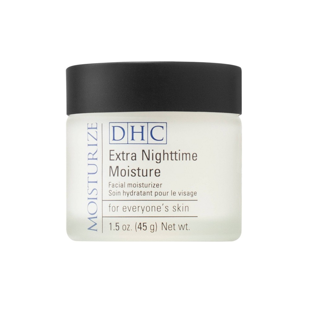 Image of DHC Extra Nighttime Moisture Facial Moisturizer - 1.5oz