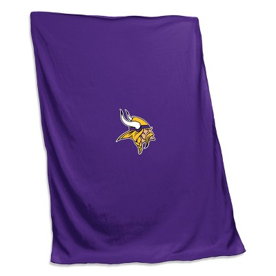 NFL Minnesota Vikings Sweatshirt Blanket