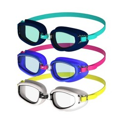 Speedo Kids' Kiwa Goggle - 3pk