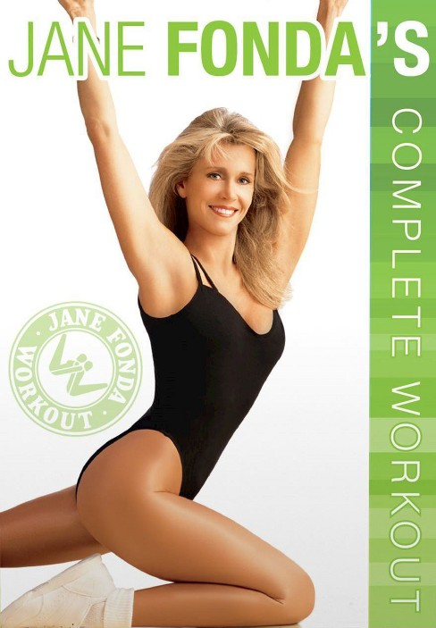 Jane fonda's complete workout (DVD) - image 1 of 1