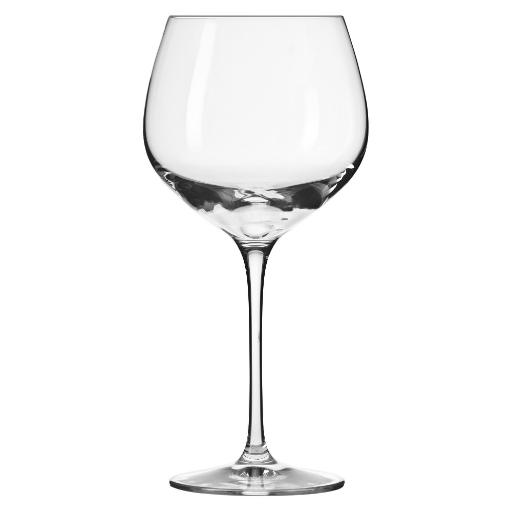 Image of KROSNO Nina Red Wine Glasses 19oz - Set of 6, Clear