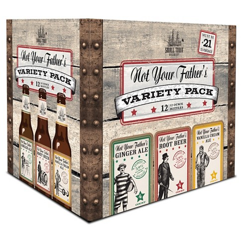 Not Your Father's® Variety Pack - 12pk / 12oz Bottles - image 1 of 1