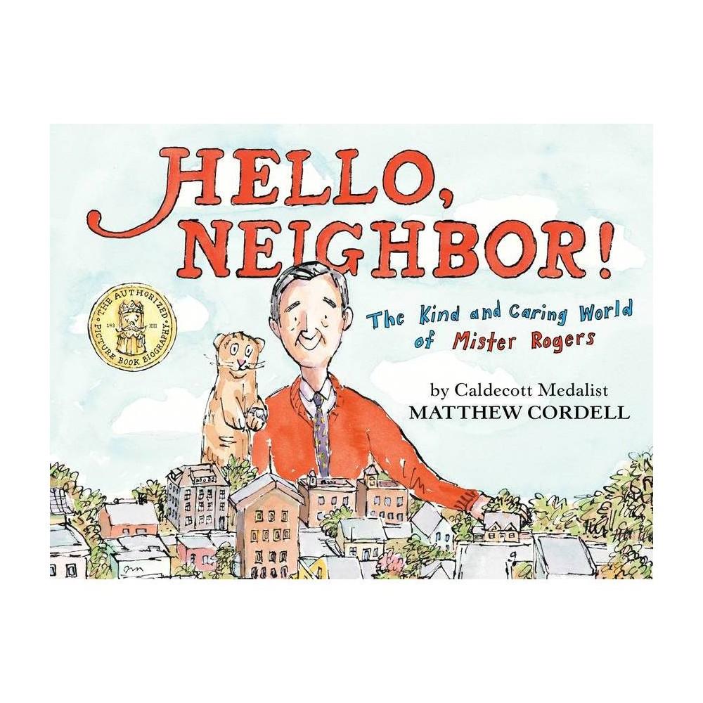 Hello Neighbor By Matthew Cordell Hardcover