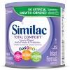 Similac Total Comfort Infant Formula Powder with Iron - 12oz - image 4 of 4