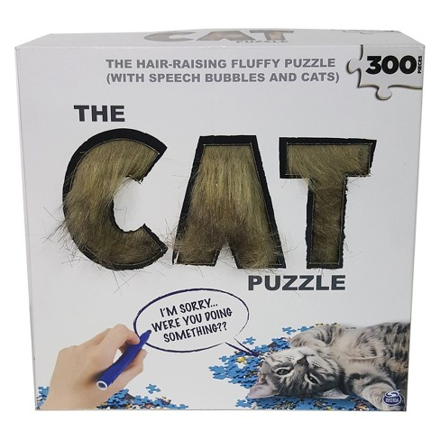 Cardinal The Cat Puzzle 300pc - image 1 of 1