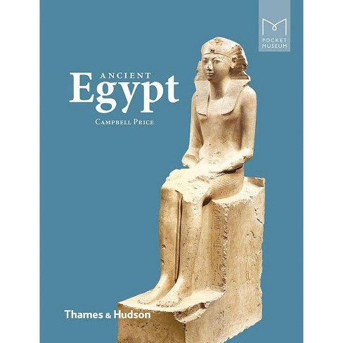 Pocket Museum: Ancient Egypt - by  Campbell Price (Paperback) - image 1 of 1