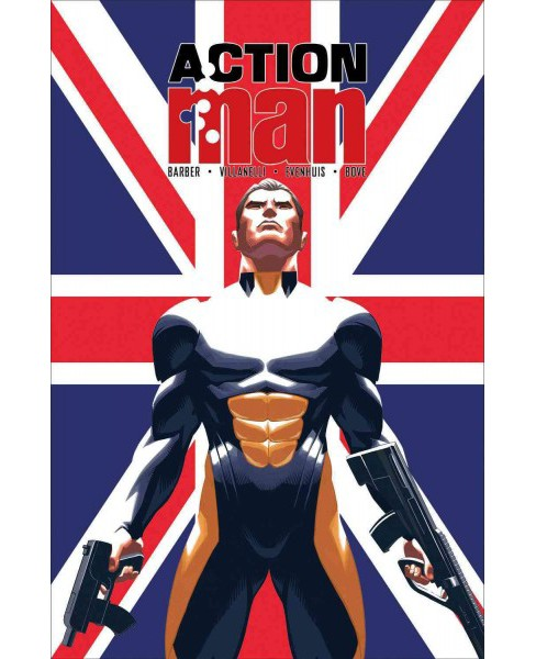 Action Man 1 (Paperback) (John Barber) - image 1 of 1