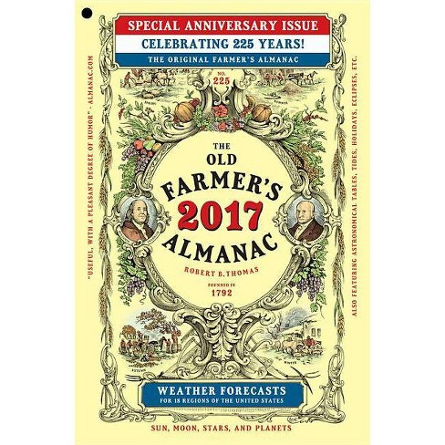 The Old Farmer's Almanac - (Old Farmer's Almanac (Paperback)) (Paperback) - image 1 of 1