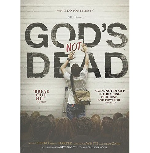 God's Not Dead/God's Not Dead 2 (DVD) - image 1 of 1