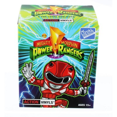 The Loyal Subjects Mighty Morphin Power Rangers Wave 1 Blind Box Mini Figure