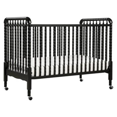 DaVinci Jenny Lind 3-in-1 Convertible Crib - Ebony