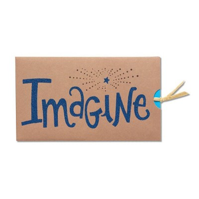 """Graduation Card """"Imagine"""""""