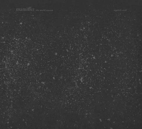 Mamiffer - World unseen (CD) - image 1 of 1