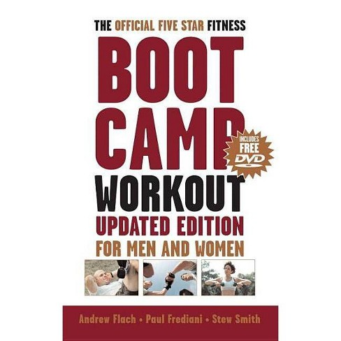 The Official Five Star Fitness Boot Camp Workout - (Official Five Star Fitness Guides) - image 1 of 1