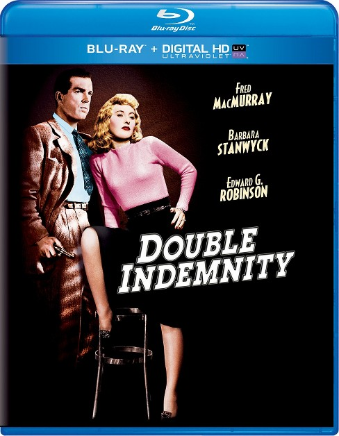 Double indemnity (Blu-ray) - image 1 of 1