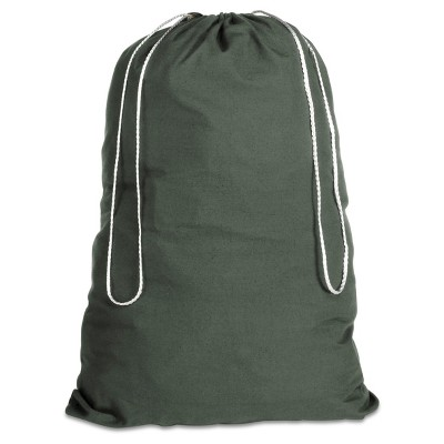 Whitmor Laundry Bag Green