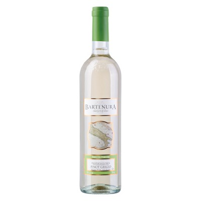 Bartenura Pinot Grigio White Wine - 750ml Bottle