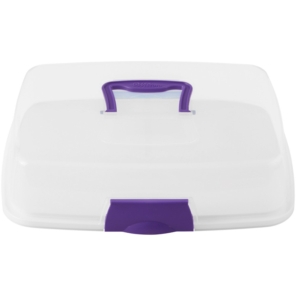 Image of Wilton 3-in-1 Cake and Cupcake Carrier