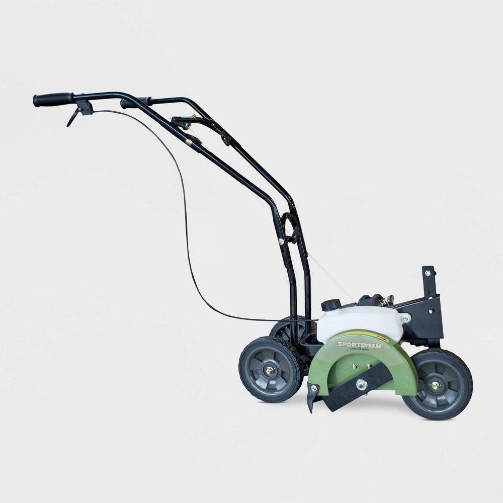 32 Recoil Start Gas Powered Edger Green - Sportsman