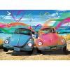 Eurographics Inc. VW Beetle Love 1000 Piece Jigsaw Puzzle - image 3 of 4
