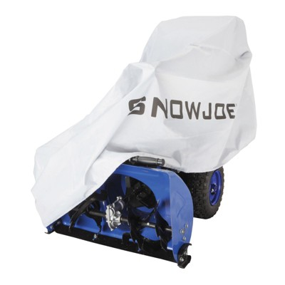 Snow Joe SJCVR-24 Protective Cover for 24-Inch Electric Snow Blower   Universal   Two Stage Compatible