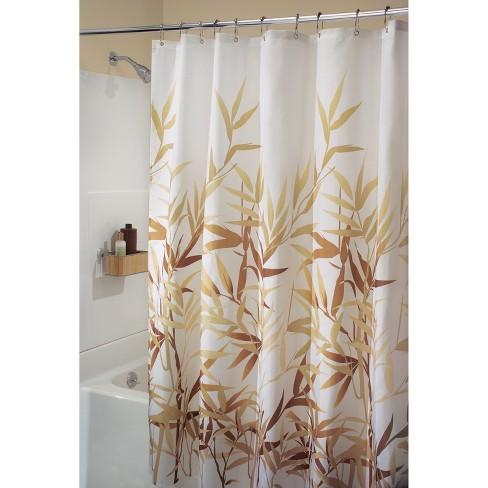 Anzu Polyester Shower Curtain