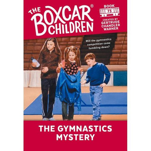 The Gymnastics Mystery - (Boxcar Children) (Paperback) - image 1 of 1