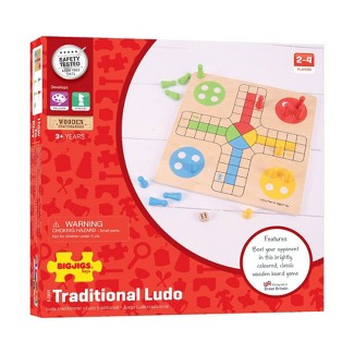 Wooden Traditional Ludo Game : Target