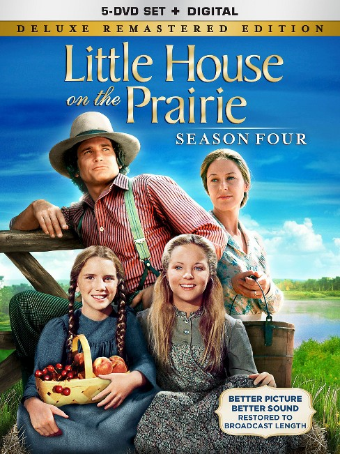 Little house on the prairie:Season fo (DVD) - image 1 of 1