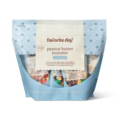 Peanut Butter Monster Trail Mix - 12.5oz/10ct  - Favorite Day™