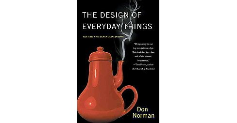 The Design of Everyday Things (Revised / Expanded) (Paperback) - image 1 of 1