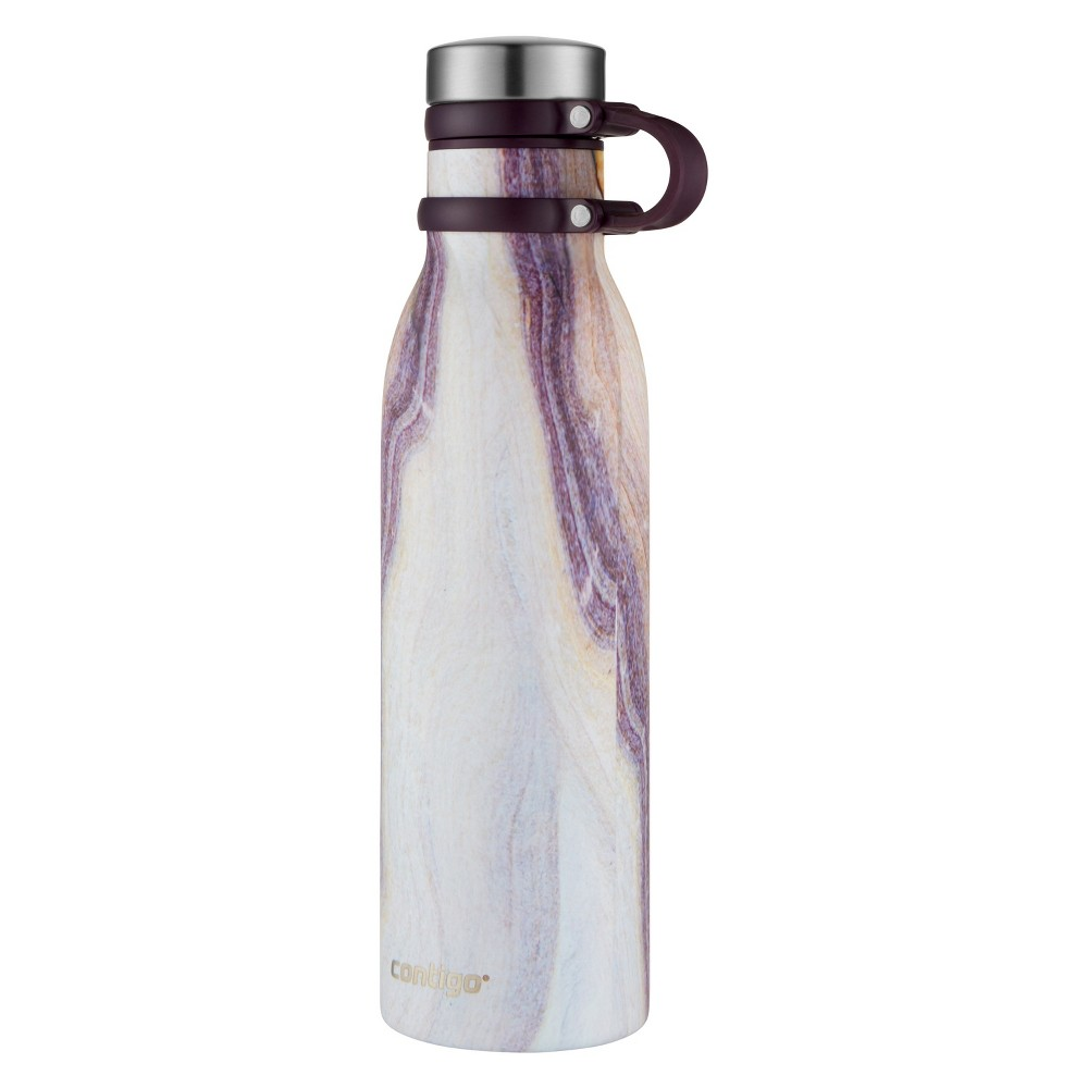 Image of Contigo 20oz Matterhorn ThermaLock Hydration Bottle Sandstone