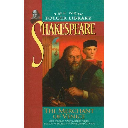 The Merchant of Venice - by  William Shakespeare (Hardcover) - image 1 of 1